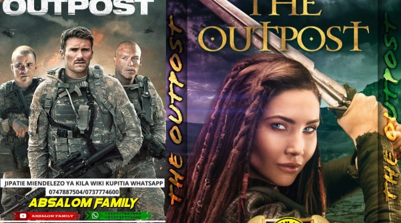 THE OUTPOST 1-20   DJ BLACK