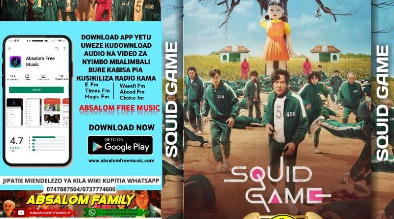 SQUID GAME 1-20   DJ MJUKUU